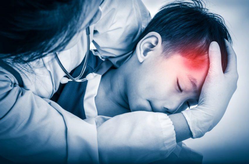 Traumatismele craniene la copii