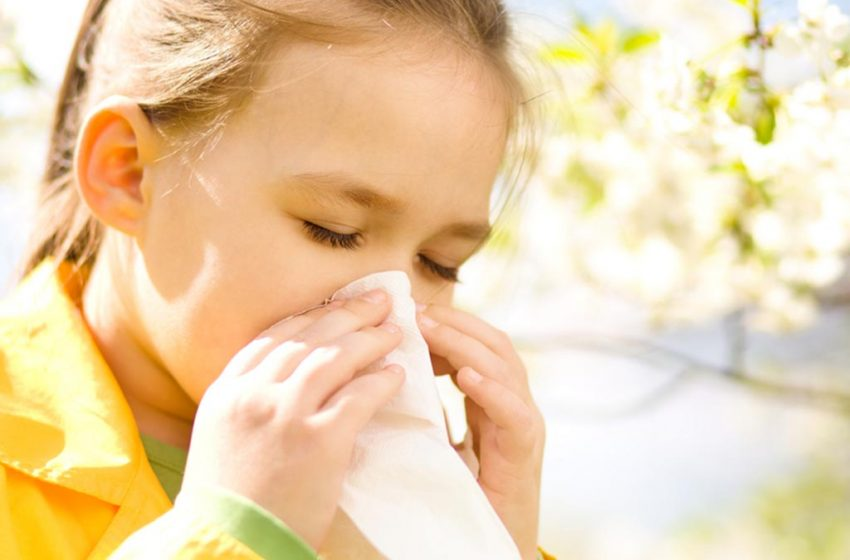 Rinita Alergică la copii