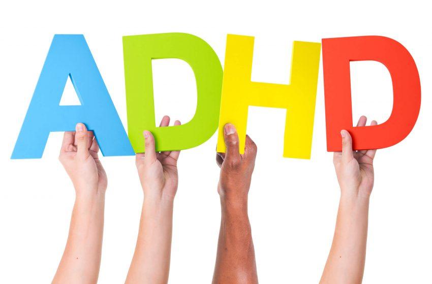 ADHD ( Sdr. Deficitului de atenție și Hiperactivitate)