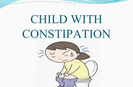 Constipația Psihogenă la copil